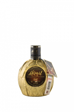 Mozart Chocolate Cream Gold 17% 0.7L