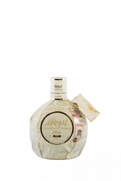 Mozart Chocolate Cream White 15% 0.7L
