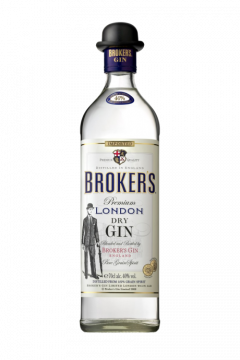 Broker's Premium London Dry Gin 47% 0.7L