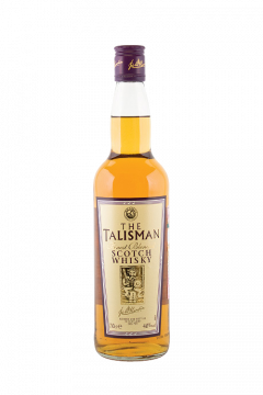 The Talisman Finest Blended Scotch Whisky 40% 0.7L