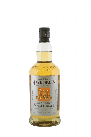 Hazelburn Single Malt Aged 8 Years 46% 0.7L