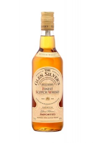 Glen Silver's Scotch Whisky 40% 0.7L