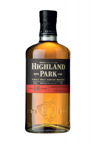Highland Park 18 Year Old 43% 0.7L
