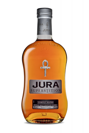 Isle Of Jura Superstition 43% 1L